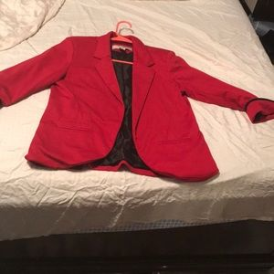 Casual light weight soft blazer.